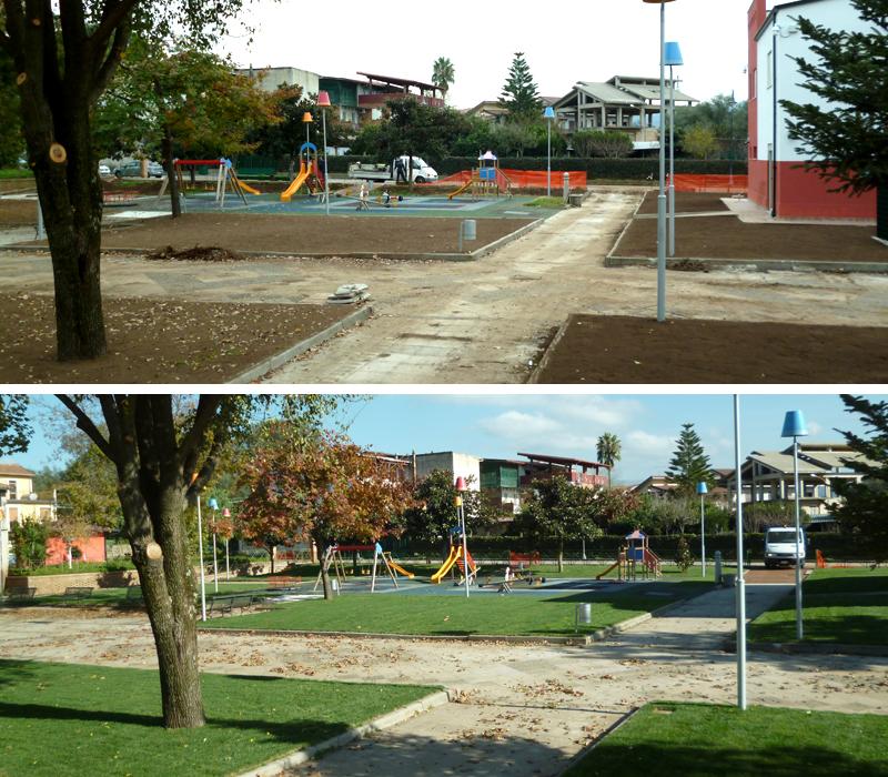 verde pubblico parco